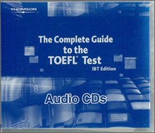 """<font title=""""The Complete Guide to the TOEFL Test (iBT Edition) - Audio CD (13 Audio CDs Only/교재별매)"""">The Complete Guide to the TOEFL Test (iB...</font>"""