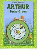 Arthur Turns Green (Paperback+CD)