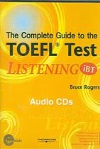 """<font title=""""The Complete Guide to the TOEFL Test (iBT Edition) - Listening CD (8 Audio CDs Only/ 교재별매)"""">The Complete Guide to the TOEFL Test (iB...</font>"""