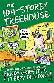 The 104-Storey Treehouse (Paperback)