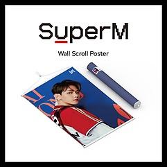 슈퍼엠(SuperM) - 월 스크롤 포스터 [백현 ver]