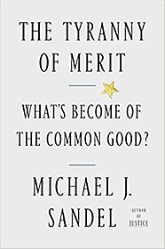 """<font title=""""The Tyranny of Merit: Why the Promise of Moving Up Is Pulling America Apart (Paperback/ International Ed.)"""">The Tyranny of Merit: Why the Promise of...</font>"""