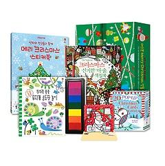 어스본 Merry Christmas 선물 세트 (4~7세)
