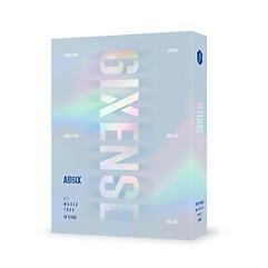 에이비식스(AB6IX) - AB6IX 1ST WORLD TOUR '6IXENSE' IN SEOUL(2Disc) [DVD]