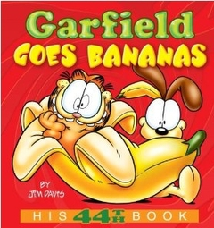 """<font title=""""Garfield Goes Bananas: His 44th Book (Paperback)   """">Garfield Goes Bananas: His 44th Book (Pa...</font>"""