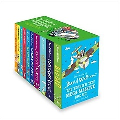 WORLD OF DAVID WALLIAMS - 10 BOOK SET