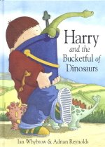 """<font title=""""Harry and the Bucketful of Dinosaurs (Hardcover/ Picture/Wordless) """">Harry and the Bucketful of Dinosaurs (Ha...</font>"""