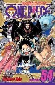One Piece Vol.54 (Paperback)