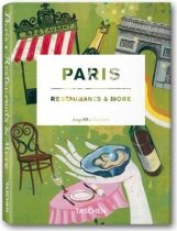 Paris, Restaurants & More (Paperback)