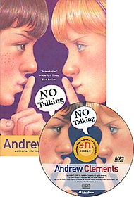 No Talking (Paperback+MP3 CD)