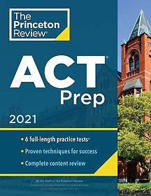 "<font title=""Princeton Review ACT Prep, 2021 (Paperback) "">Princeton Review ACT Prep, 2021 (Paperba...</font>"