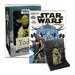 Yoda in a Box+스타워즈1 패키지(전2권)