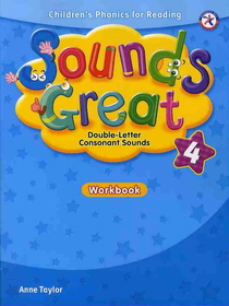 Sounds Great 4 : Workbook (Paperback)