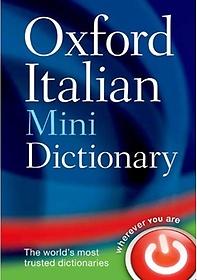 "<font title=""Oxford Italian Mini Dictionary (Paperback / Italian Ed.)"">Oxford Italian Mini Dictionary (Paperbac...</font>"