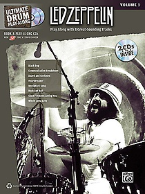 "<font title=""Ultimate Drum Play-Along: Led Zeppelin, Volume 1"">Ultimate Drum Play-Along: Led Zeppelin, ...</font>"
