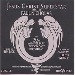 "<font title=""Jesus Christ Superstar: 20th Anniversary London Cast Recording - O.S.T"">Jesus Christ Superstar: 20th Anniversary...</font>"
