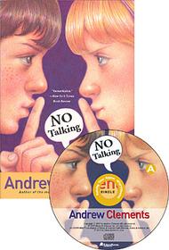 No Talking (Paperback+ CD:3)