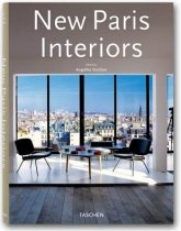 New Paris Interiors (Hardcover)