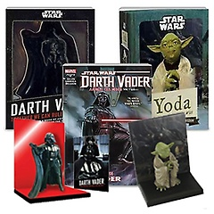 Darth Vader/Yoda in a Box+스타워즈 다스 베이더1 패키지