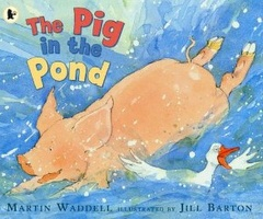 Pig in the Pond (Paperback)