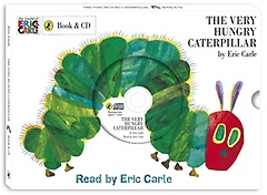 """<font title=""""The Very Hungry Caterpillar (Hardcover+CD)"""">The Very Hungry Caterpillar (Hardcover+C...</font>"""