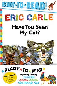 "<font title=""Eric Carle Ready-to-read Value Pack (Paperback)"">Eric Carle Ready-to-read Value Pack (Pap...</font>"