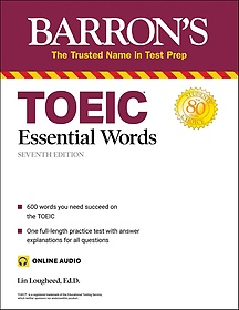"""<font title=""""TOEIC Essential Words with online audio (Paperback/ 7th Ed.)"""">TOEIC Essential Words with online audio ...</font>"""