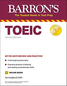 """<font title=""""TOEIC with online audio (Paperback/ 9th Ed.)"""">TOEIC with online audio (Paperback/ 9th ...</font>"""