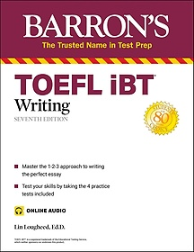TOEFL iBT Writing (Paperback/ 7th Ed.)