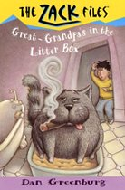 Great-grandpa's in the Litter Box - The Zack Files 1 (Paperback)