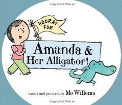 """<font title=""""Hooray for Amanda & Her Alligator! (Hardcover)"""">Hooray for Amanda & Her Alligator! (Hard...</font>"""