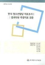 한국 청소년발달 지표조사 1