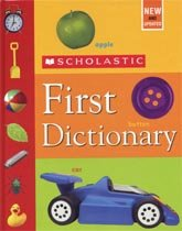 Scholastic First Dictionary (Revised Edition/ Hardcover)