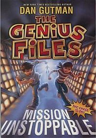 "<font title=""The Genius Files #1: Mission Unstoppable (Paperback)"">The Genius Files #1: Mission Unstoppable...</font>"