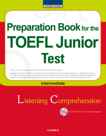 "<font title=""Preparation Book for the TOEFL Junior Test - Listening Comprehension Intermediate"">Preparation Book for the TOEFL Junior Te...</font>"