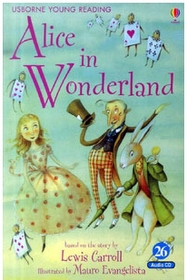 "<font title=""Alice in Wonderland Level 2-26 (Paperback + CD)"">Alice in Wonderland Level 2-26 (Paperbac...</font>"