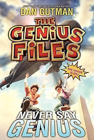 """<font title=""""The Genius Files #2: Never Say Genius (Paperback)"""">The Genius Files #2: Never Say Genius (P...</font>"""
