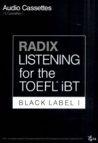 "<font title=""RADIX LISTENING for the TOEFL IBT BLACK LABEL 1 TAPE:5 (교재별매)"">RADIX LISTENING for the TOEFL IBT BLACK ...</font>"