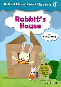 "<font title=""Oxford Phonics World Readers 1-2: Rabbit"