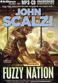 Fuzzy Nation (CD)