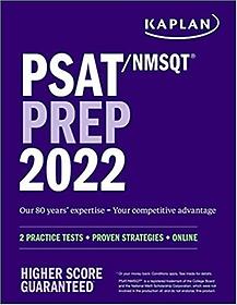 PSAT/NMSQT Prep 2022 (Paperback)