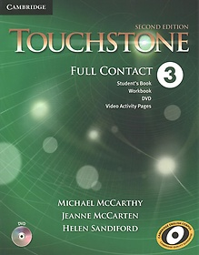"""<font title=""""Touchstone Level 3 Full Contact (Paperback / 2nd Ed.)"""">Touchstone Level 3 Full Contact (Paperba...</font>"""
