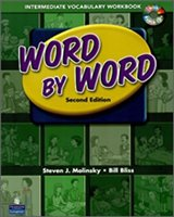 """<font title=""""Word by Word Intermediate Vocabulary Workbook with CD (2nd Edition/ Paperback+ Audio CD 2)"""">Word by Word Intermediate Vocabulary Wor...</font>"""