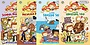 Zak Zoo A Set 4종 (Paperback+Audio CD)
