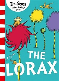 """<font title=""""The Lorax (Paperback/ Yellow Back Book edition) """">The Lorax (Paperback/ Yellow Back Book e...</font>"""