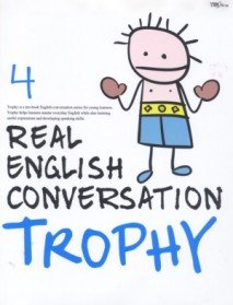 """<font title=""""Real English Conversation Trophy 4 (Paperback + CD:2)"""">Real English Conversation Trophy 4 (Pape...</font>"""