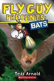 Fly Guy Presents #6: Bats (Paperback)