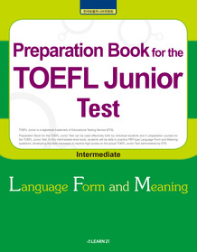 "<font title=""Preparation Book for the TOEFL Junior Test - Language Form and Meaning Intermediate"">Preparation Book for the TOEFL Junior Te...</font>"
