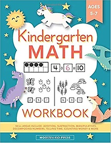 "<font title=""Kindergarten Math Workbook: Kindergarten and 1st Grade Workbook Age 5-7 (Paperback) "">Kindergarten Math Workbook: Kindergarten...</font>"