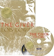 The Giver (Paperback+MP3 CD)